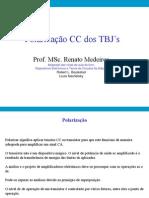 Cap. 4 Polarização DC S-E - TBJ