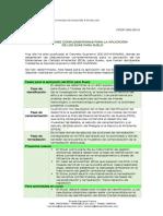 Aprueban Disposiciones Complementarias para aplicación de  Ecas para Suelo - Decreto Supremo 002-2014-MINAM