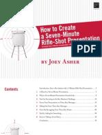 15 Minutes Sales Presentation