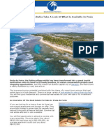Buying Real Estate In Bahia Take A Look At What Is Available In Praia do Forte