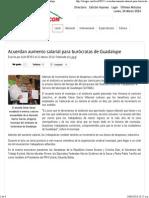 21-03-14 Acuerdan aumento salarial para burócratas de Guadalupe
