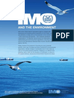 IMO and the Environment 2011