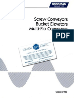screw conveyor catlogue