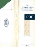 Los Canticos Del Siervo Exegesis Hispano-Hebrea Tesis