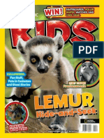 National Geographic KIDS South Africa 2012-10