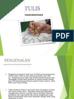Pembentangan Batik Tulis Psv