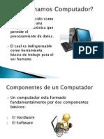 Bloque 1-1.3 Componentes de Un Computador