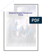Integrated Hospital Management System