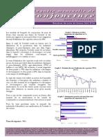 Enquête mensuelle de conjoncture de bank Al-Maghrib février 2014