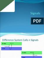 Signals UNIX