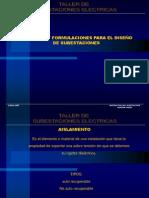 Curso de subestaciones PARTE III DISEÑO.ppt