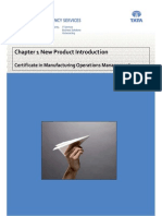 Chapter 1 New Product Introduction