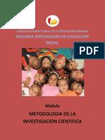 C.8 Metodologia de la investigacion científica