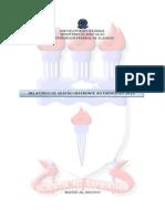 Relatório Gestão UFAL 2013