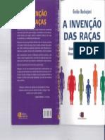 INVENÇÃO DAS RAÇAS - CAPA
