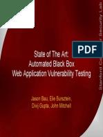 Black Box Scanner Presentation