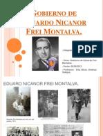 Gobierno de Eduardo Nicanor Frei Montalva Terminado 2