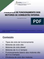Principios de Funcionamento Dos Motores