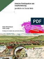 Präsentation Lange/Birkenhauer ReCampaign 2014
