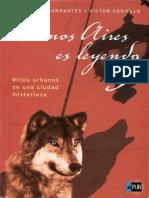 Buenos Aires Es Leyenda 3 - Guillermo Barrantes