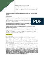 PROCEDIMIENTO PARA EL CONTROL Y PLANIFICACIÓN DE REFACCIONES