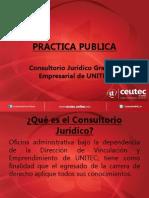 PPTX-Practica Publica____Tesis Final para abogacia UNITEC, Tegucigalpa, Honduras