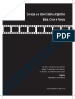 Do Novo Ao Novo Cinema Argentino