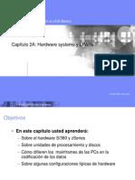 Capítulo 2A Hardware systems y LPARs