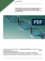 ADN Misterioso I El Libro de La Naturaleza