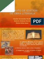 Contrato de Obra Literaria