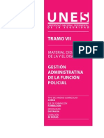 Material Gestion Administrativa