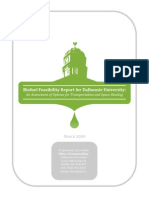 Biofuel Feasbility Report