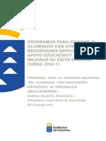 Programa DEA 10 11