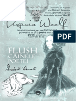 Flush, Cainele Poetei - Virginia Wolf