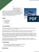 Montanha – Wikipédia, a enciclopédia livre