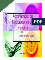Medicamentos Em Pediatria