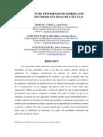 Lectura 8 - Simulación de fenómenos de espera con prioridades mediante hoja de cálculo