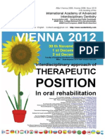Vienna 2012 Program Abstract