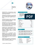 CleanSafe 787C-(Tech Data Sheet).