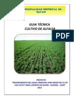 05 Cultivo de Alfalfa