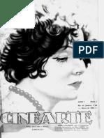 Cinearte Numero 1 1926