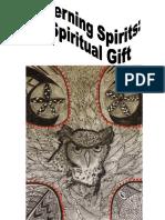 Discerning of Spirits - A Spiritual Gift