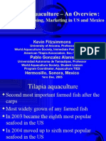 Tilapia Aquaculture – an Overview: