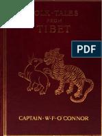 Folk Tales from Tibet, Ed. Captain O'Connor, 1905