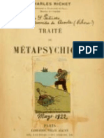 Charles Richet - Thirty Years of Psychical Research