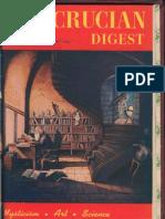 Rosicrucian Digest, January 1950