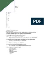 TCPIP4e Solutions Ch07