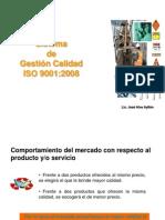 Sensibilizacion ISO 9001 2008_José Alva