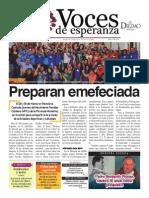 Voces de Esperanza 23 de marzo de 2014