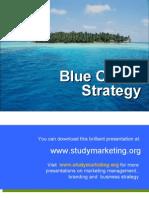 Blue Ocean Strategy ppt